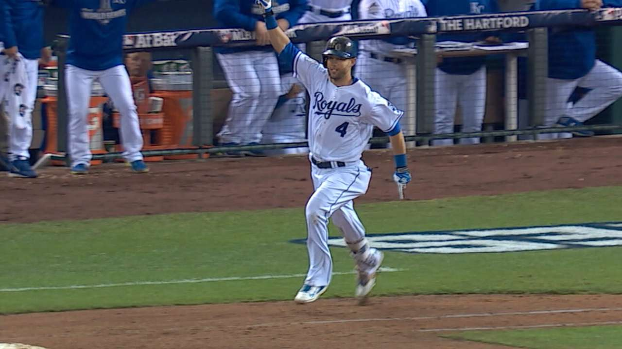 Will the Royals re-sign Gordon?