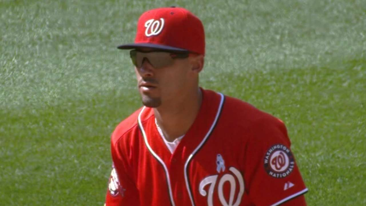 Padres looking into Ian Desmond