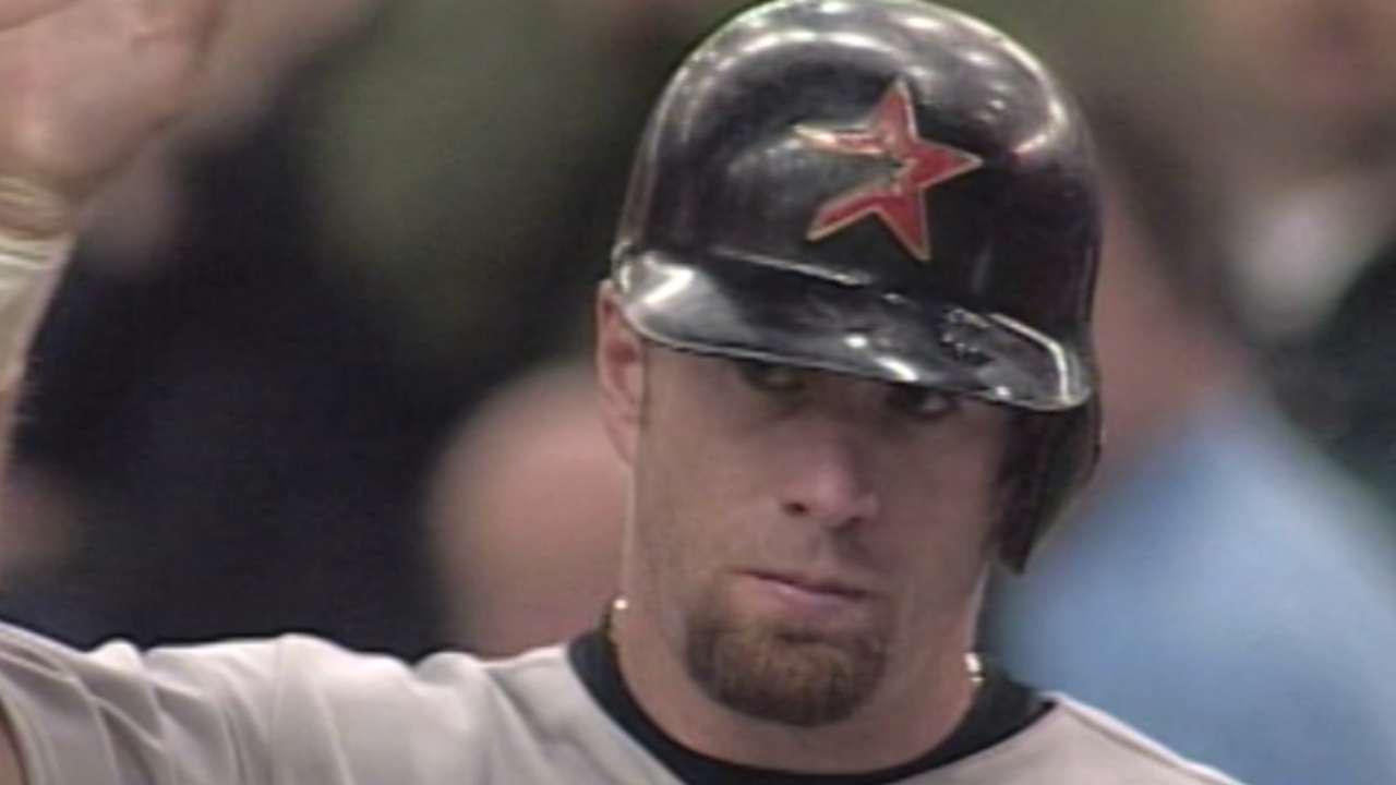 Bagwell misses nod for HOF