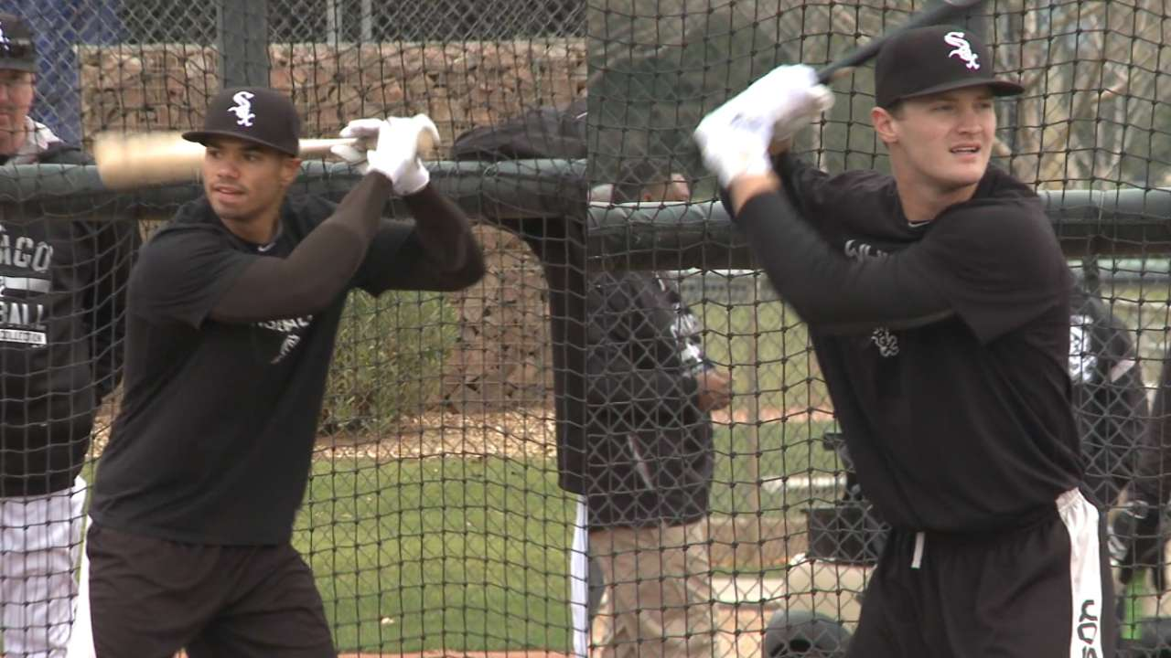 White Sox prospects attend camp