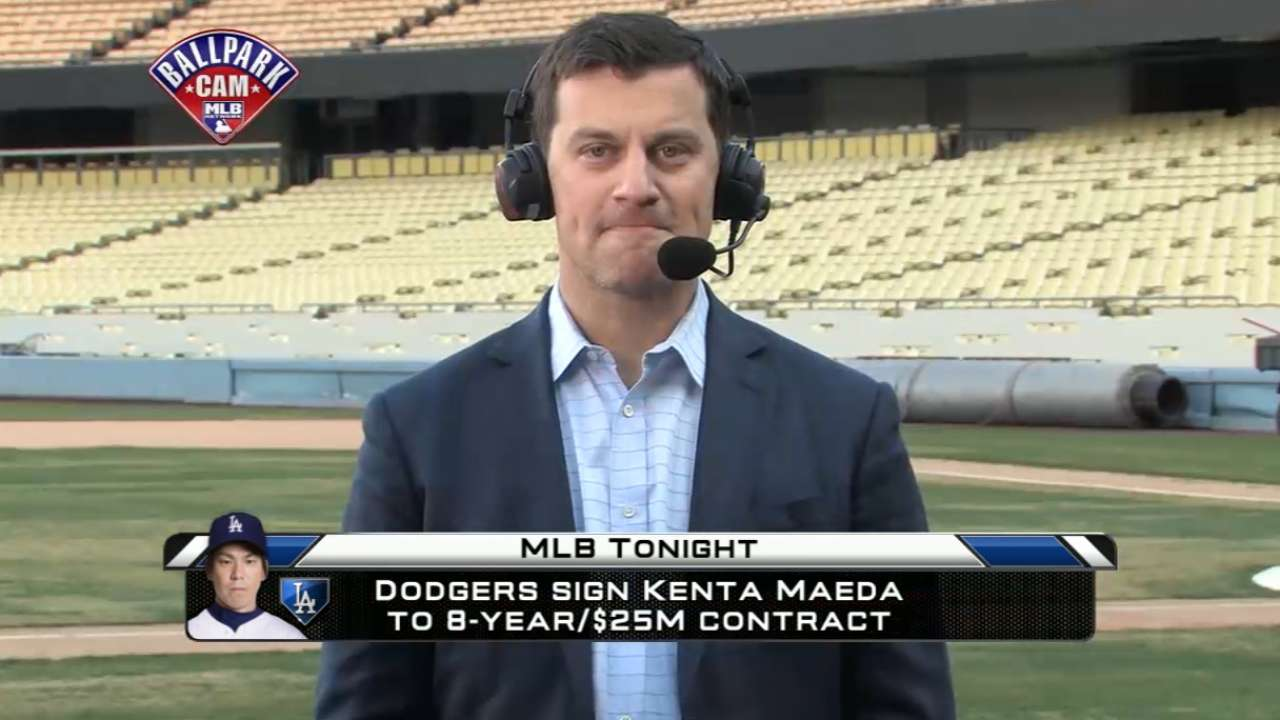 Friedman joins MLB Tonight