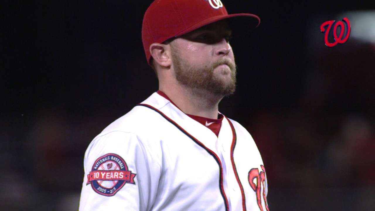 Trade chance for Storen to write new chapter