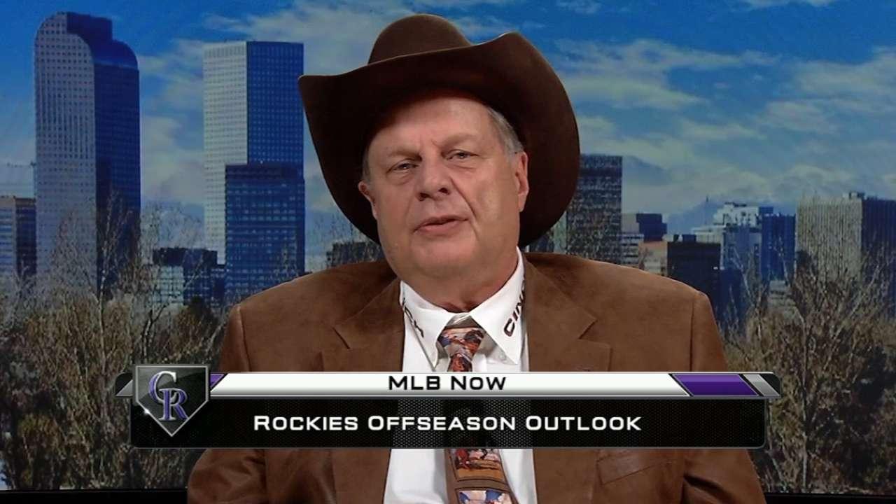 Ringolsby on Rockies' offseason