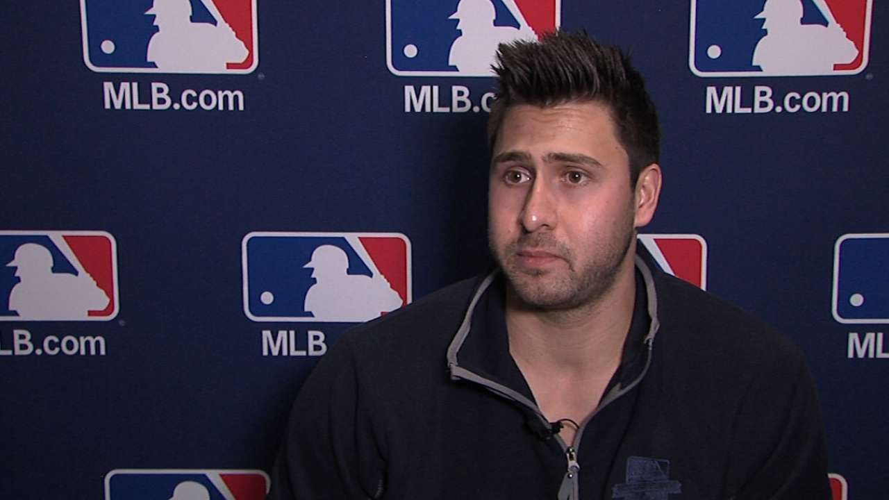 Rua, Gallo hope one year makes huge difference