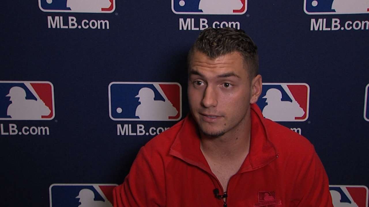 Almora looks to follow Cubs prospect predecessors