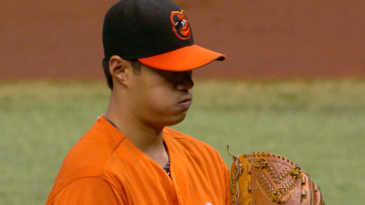 MLB Now on Chen to the Marlins