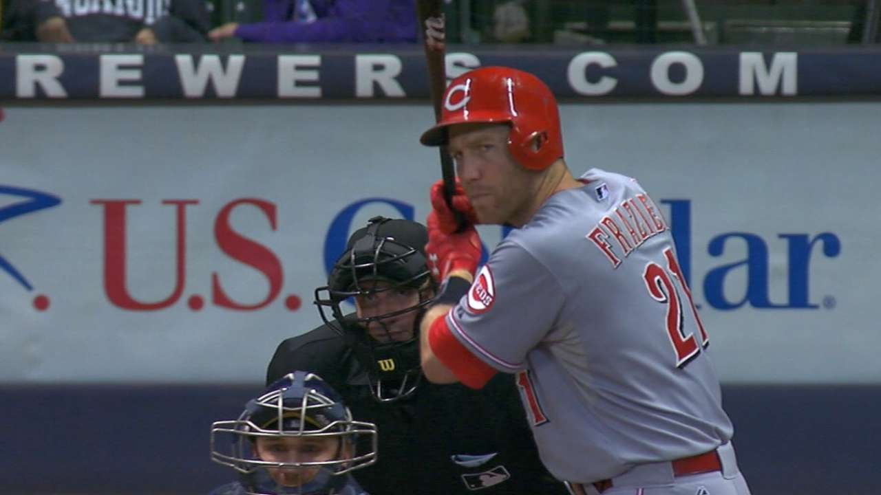 Fantasy impact of Frazier deal