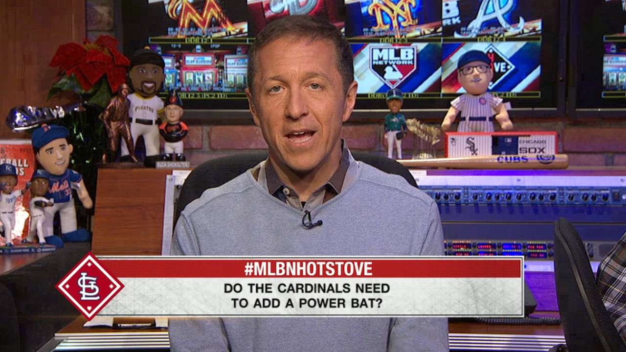 Rosenthal joins Hot Stove