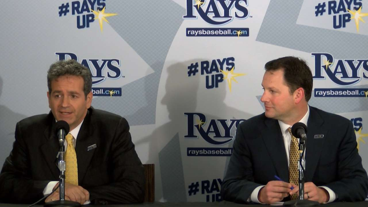 Rays cleared to explore stadium locations in area