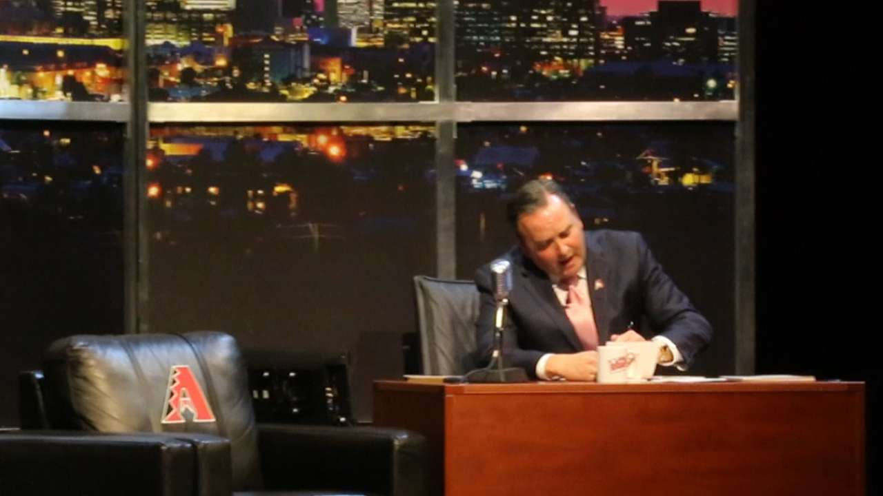 CEO Hall impersonates Fallon