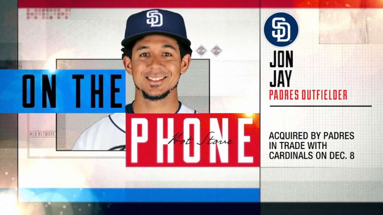 Sarah's Take: Proactive Padres eye contention