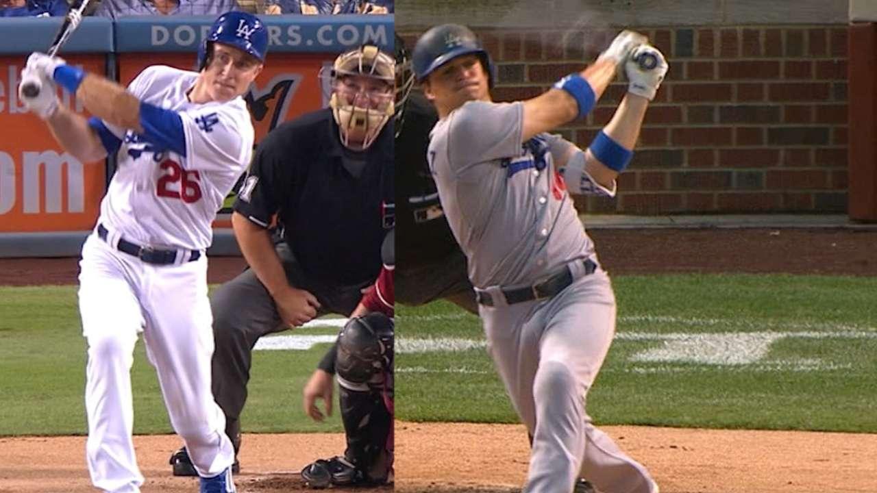 Utley, Hernandez up for 2nd base