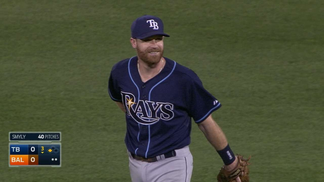 Forsythe gets 2-year deal; Rays agree with 8