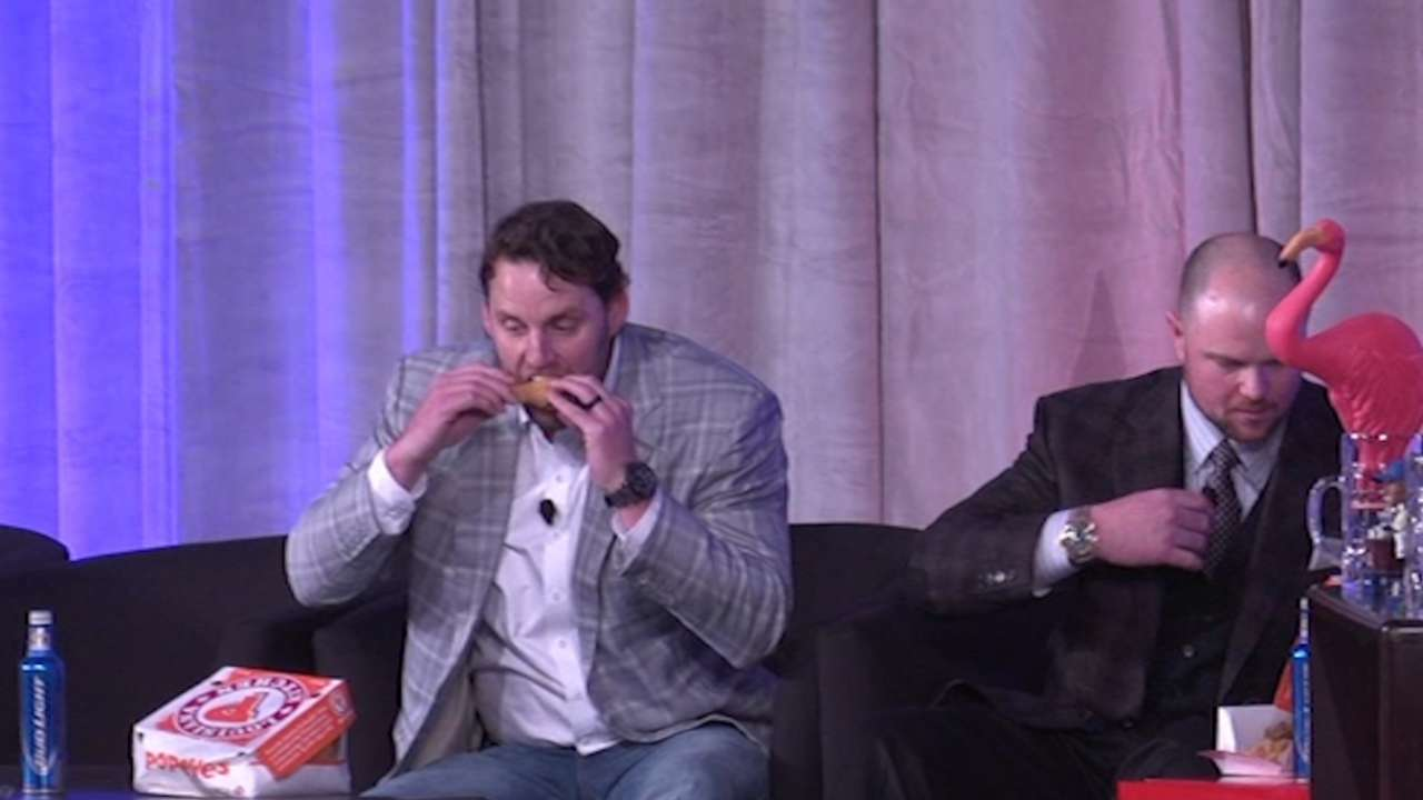 Dempster roasts Lester, Lackey