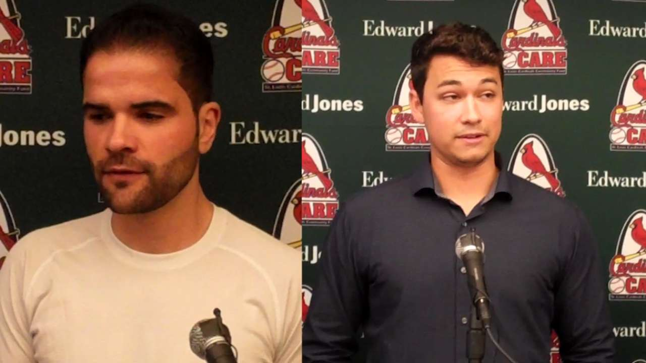 Cardinals renew high expectations for Garcia