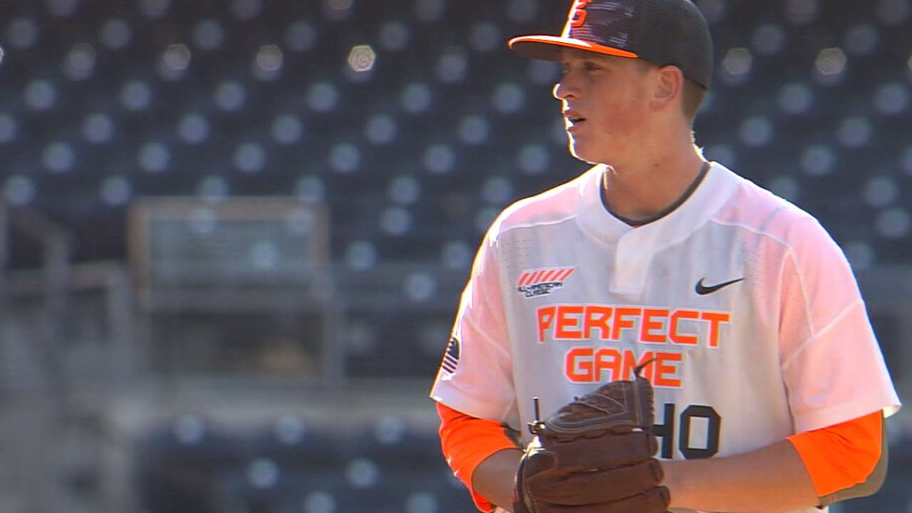 NCAA allows prep draftees to have agents deal with MLB