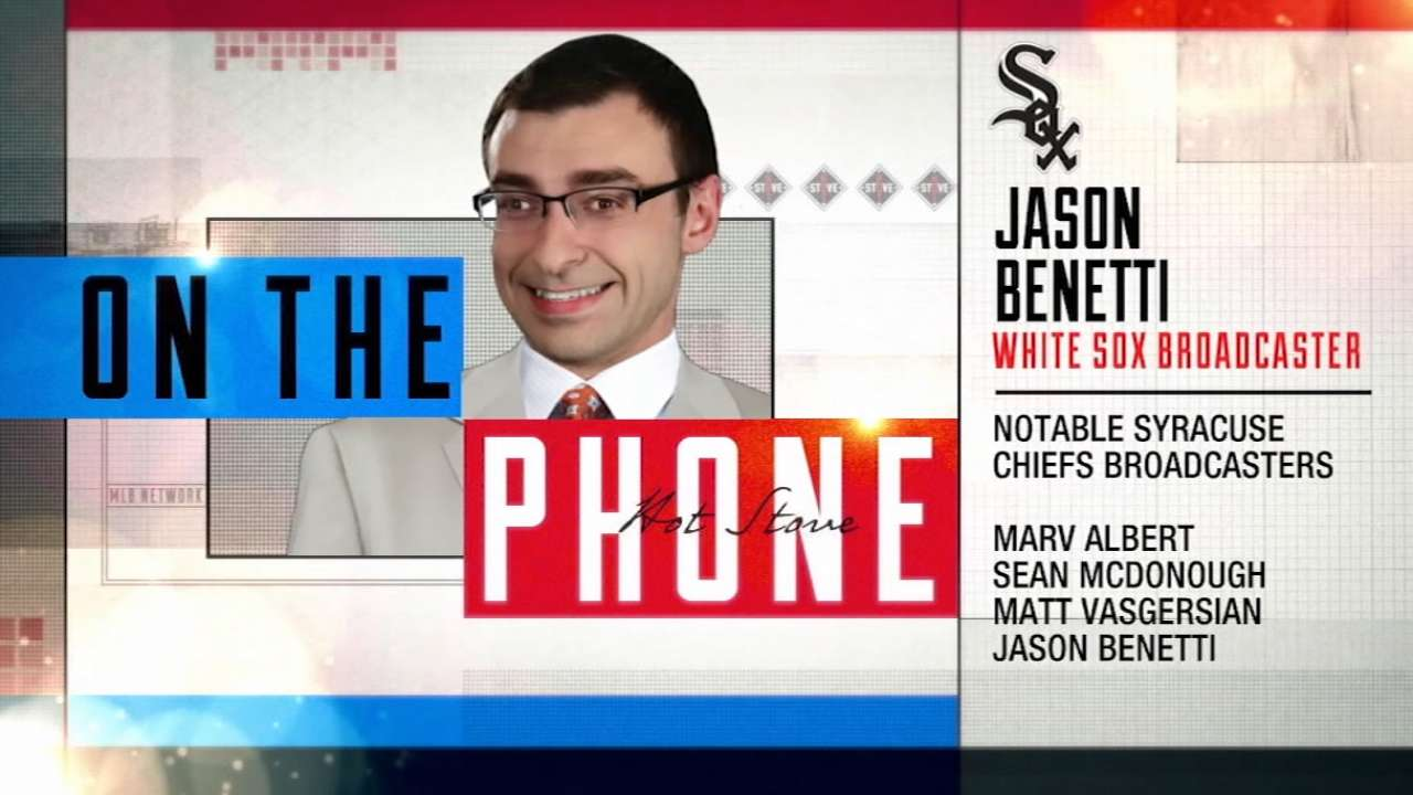 Merkin: Big things ahead for White Sox in '16