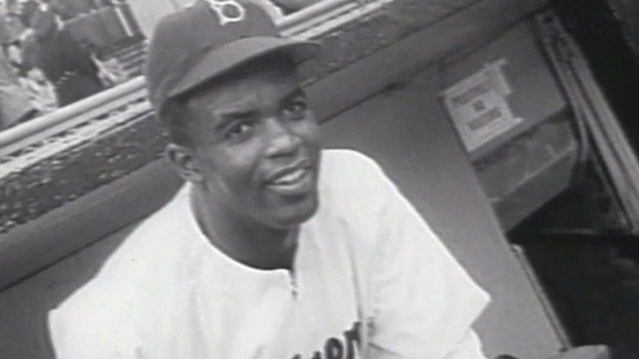 MLB Tonight on Jackie Robinson
