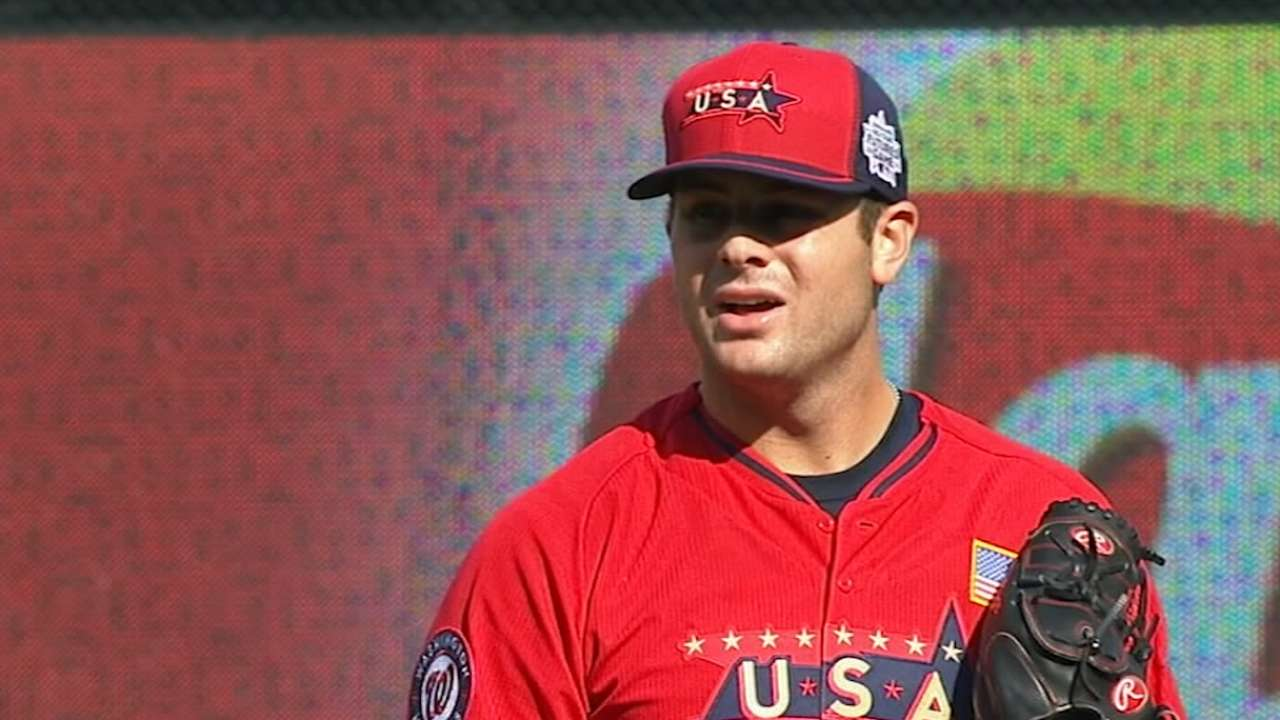 Baker, Werth impressed by Giolito in live BP
