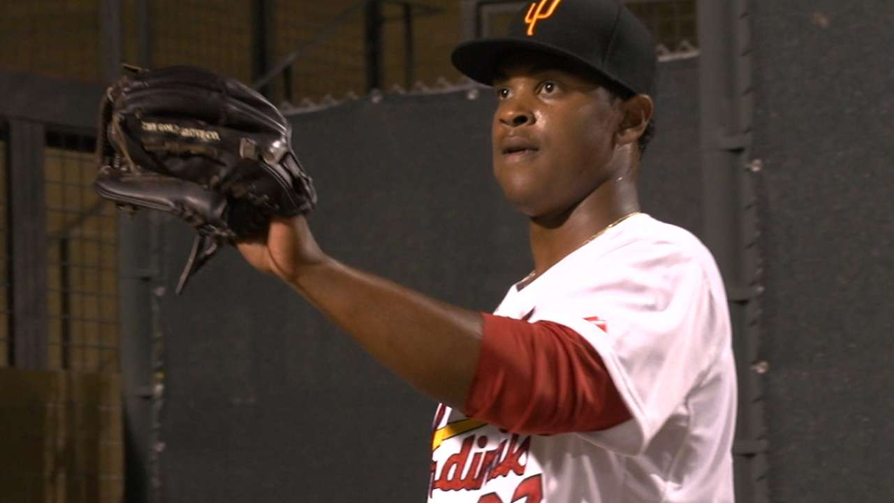 Top Prospects: Reyes, STL