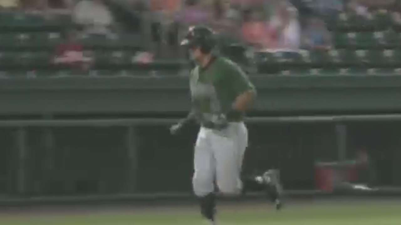 Garcia gets Scorpions' offense going in 4-RBI performance