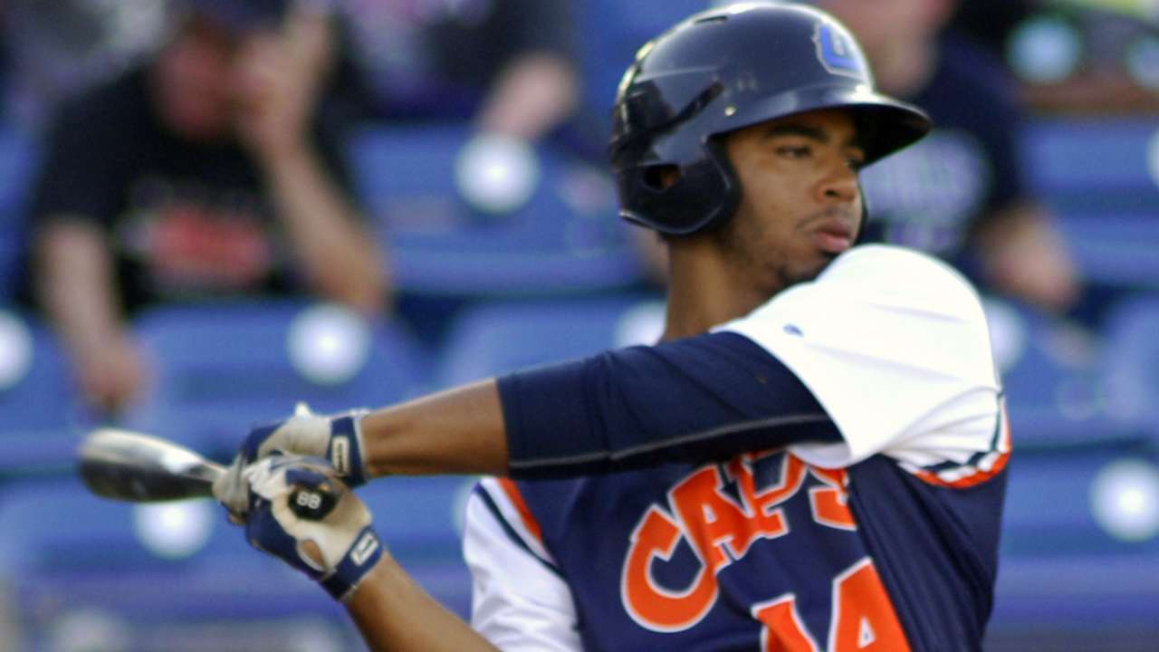 Top Prospects: Bradley, CLE
