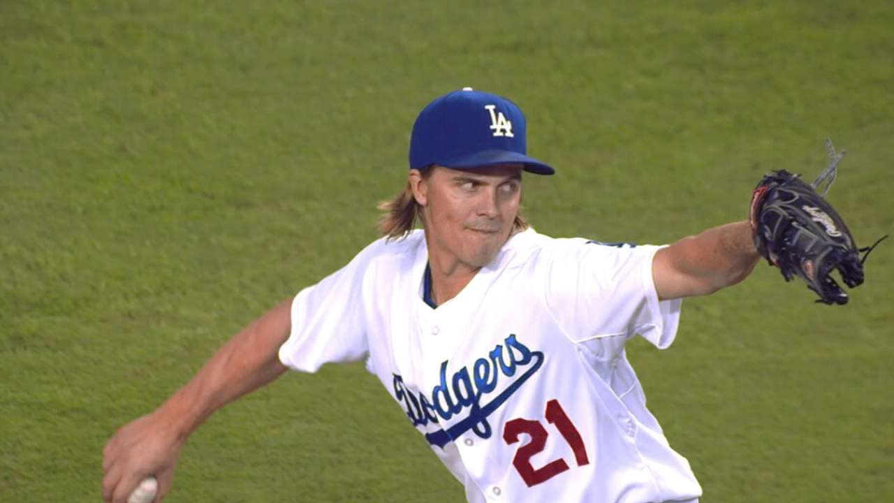 NL West race picks up with pitcher pickups