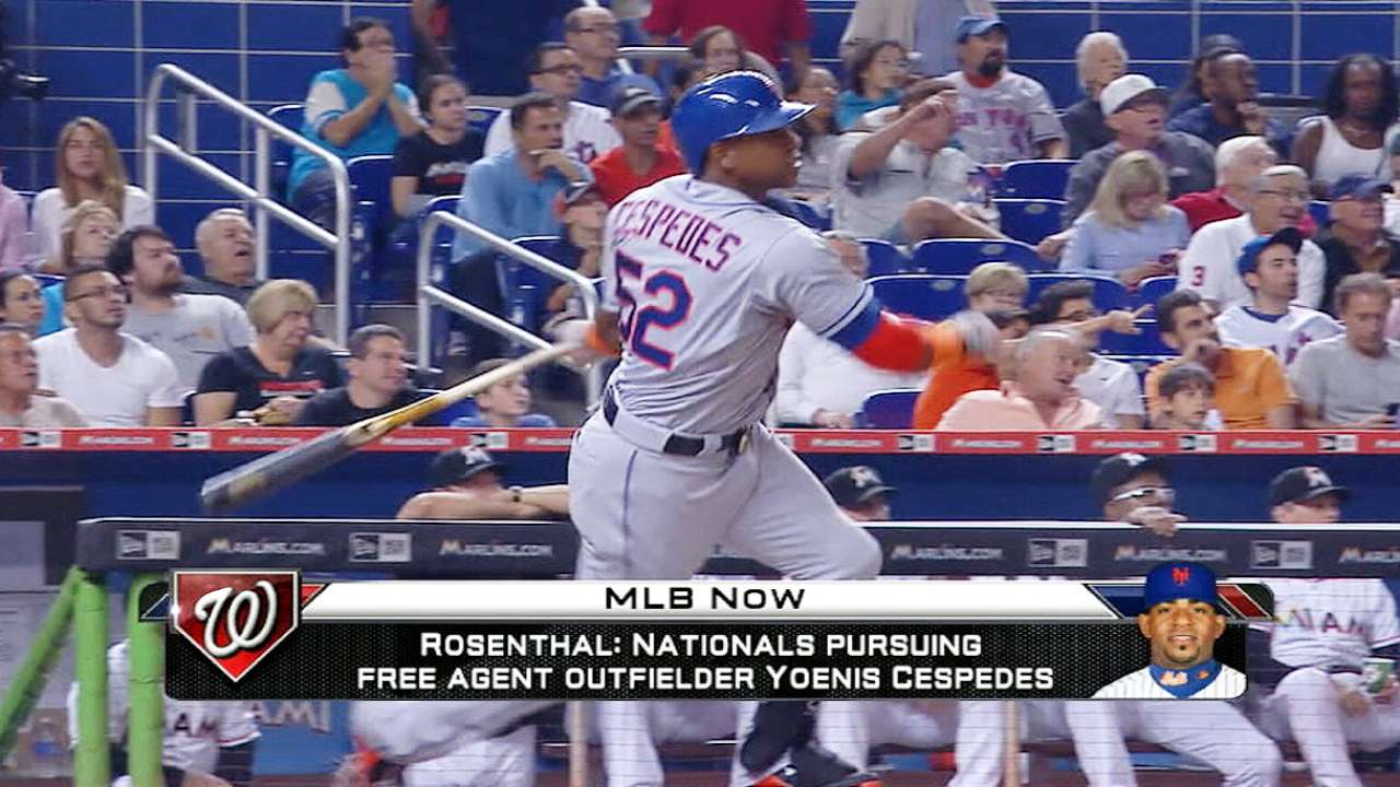 Patience set to pay off for Cespedes