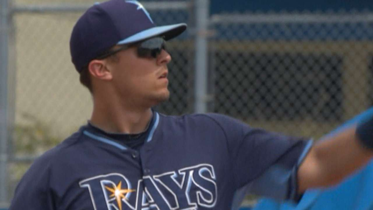 Top Prospects: Shaffer, TB