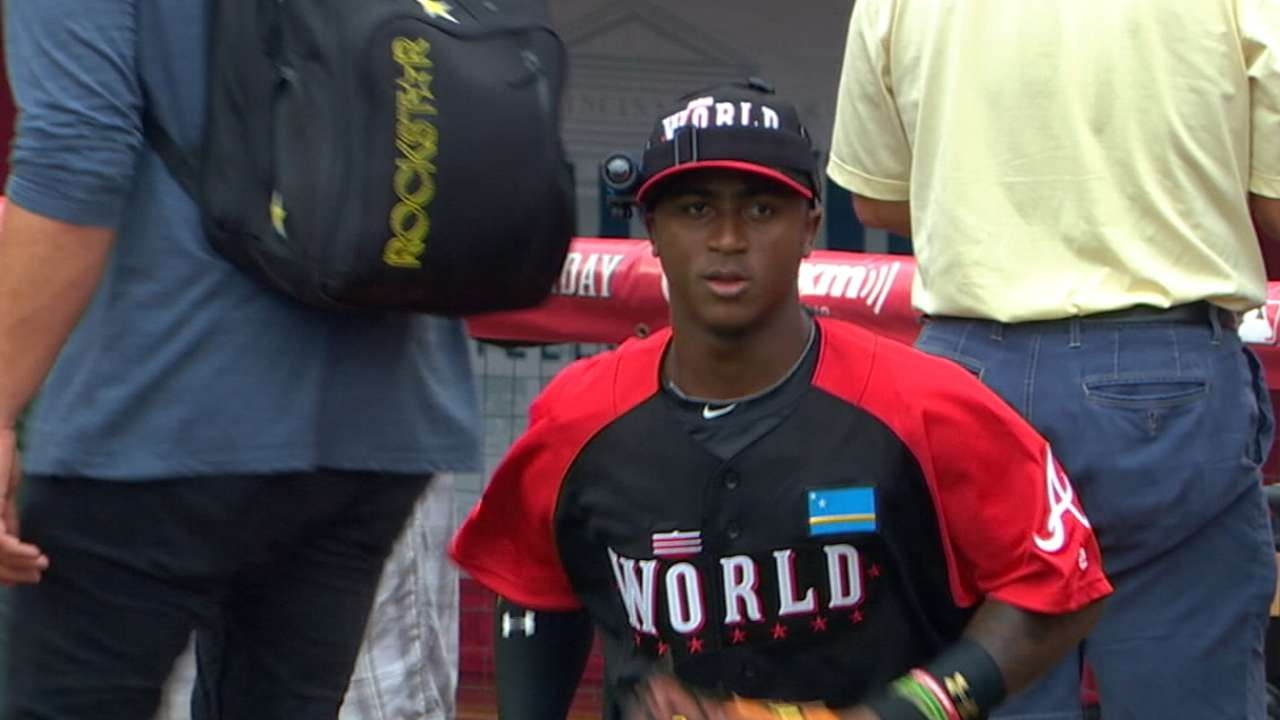 Top Prospects: Albies, ATL