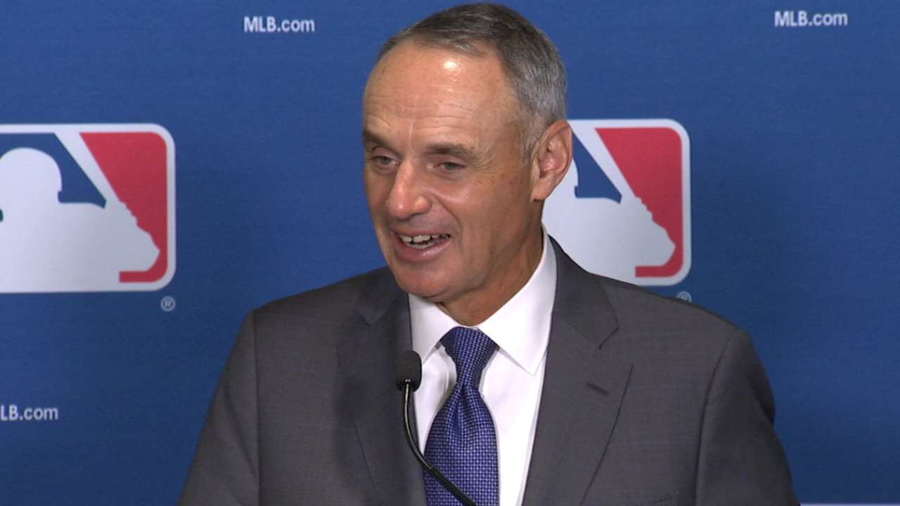 Manfred on relations with Cuba