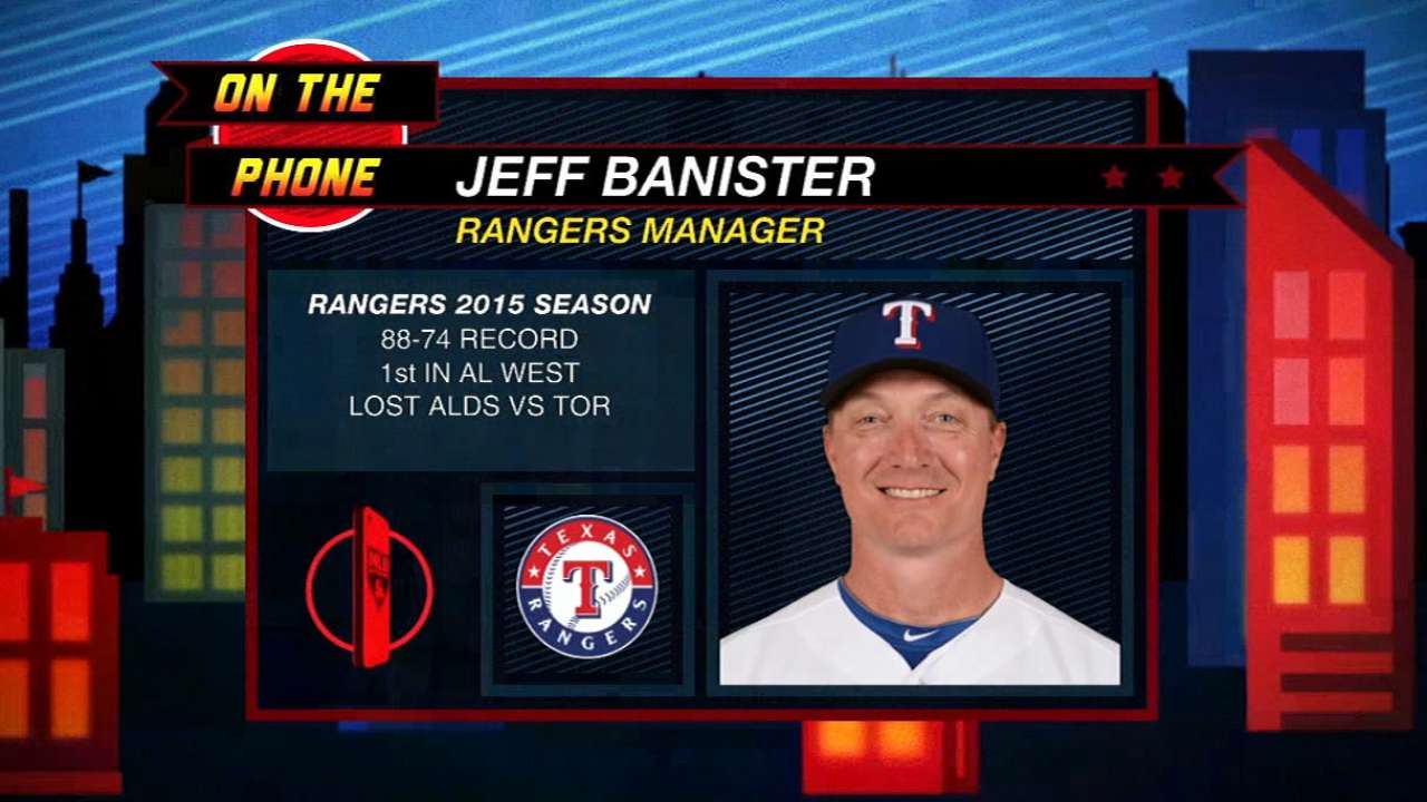 Banister joins High Heat