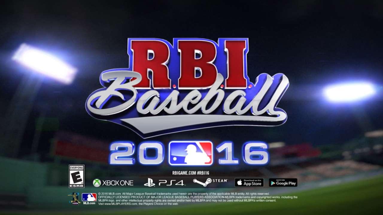 Make the Play: R.B.I. 16