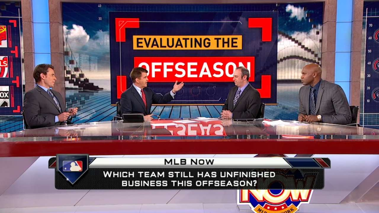 MLB Now on incomplete teams