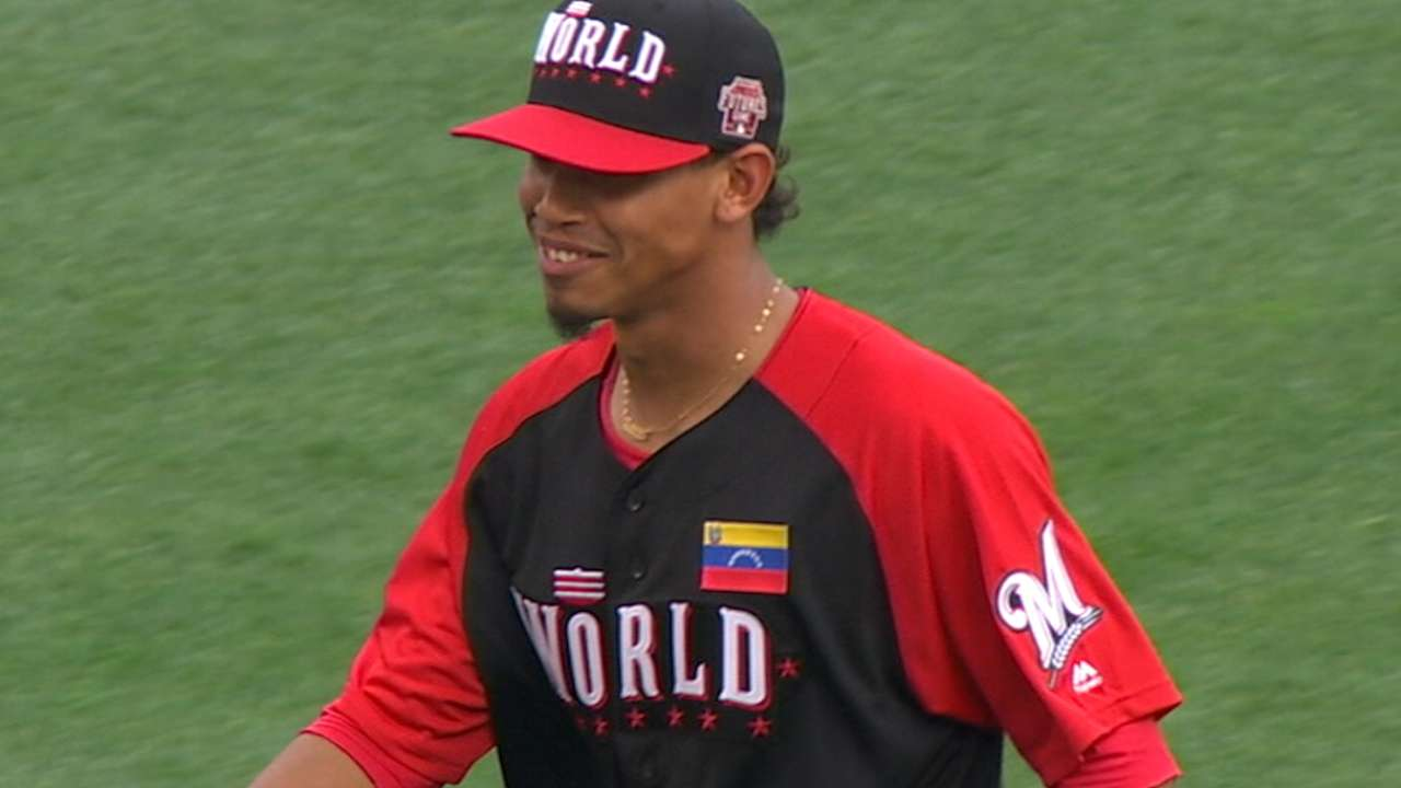Top Prospects: Arcia, MIL
