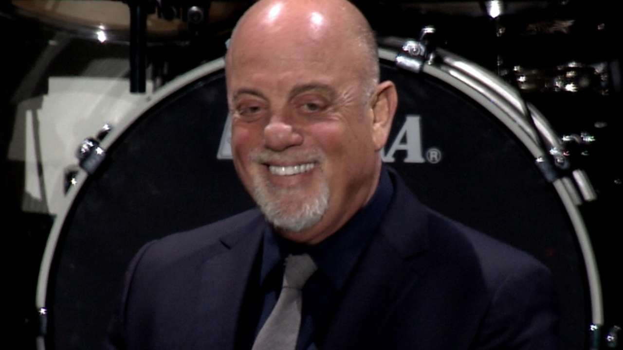 Billy Joel coming to Safeco Field May 20