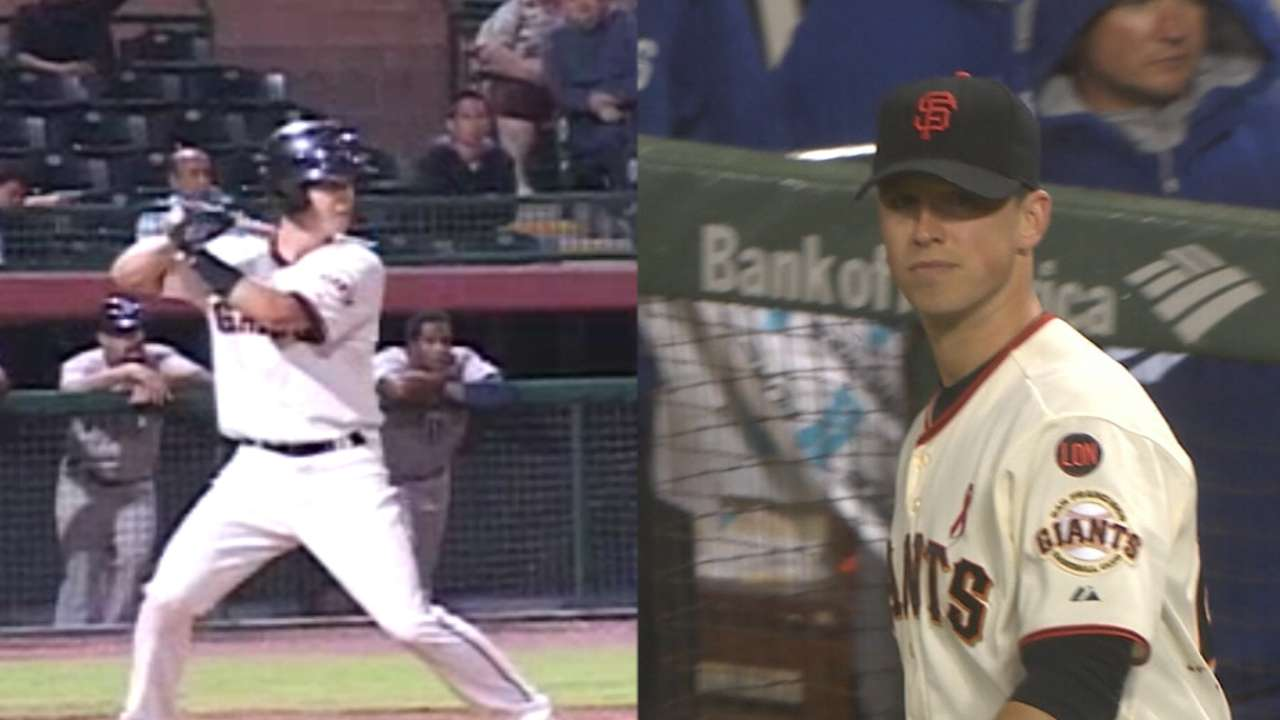 Posey: Top prospect to MVP