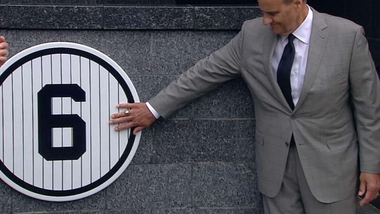 Yankees: Torre, No. 6