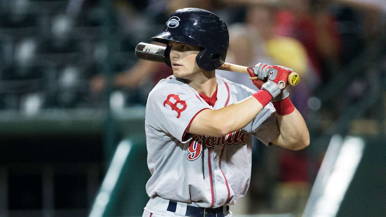 Top Prospects: Benintendi, BOS