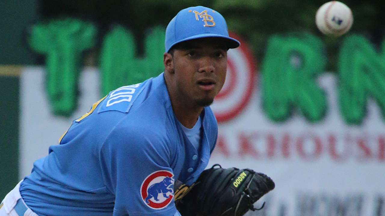 Cubs protect prospects with 40-man roster spots