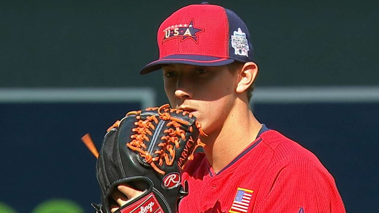 Top Prospects: Harvey, BAL