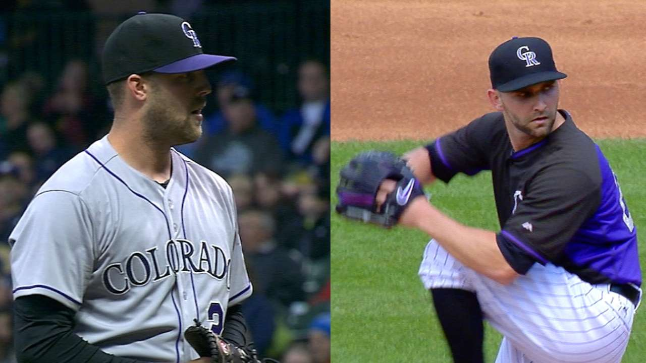 Return of Chatwood, Lyles could spur Rockies