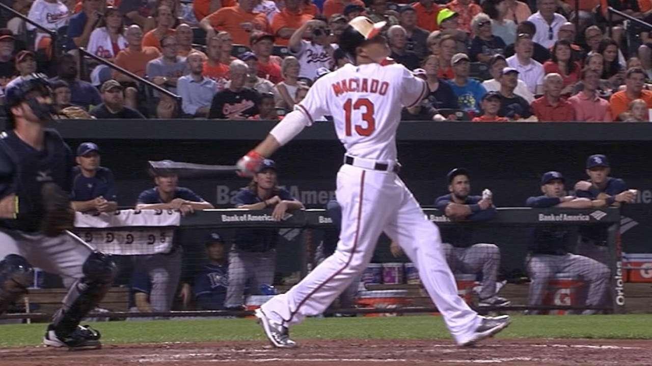 Long-term deal with O's on Machado's wish list