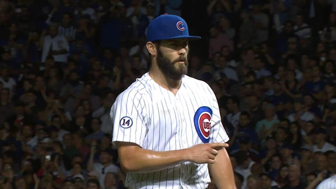 Arrieta, Cubs reportedly reach one-year deal