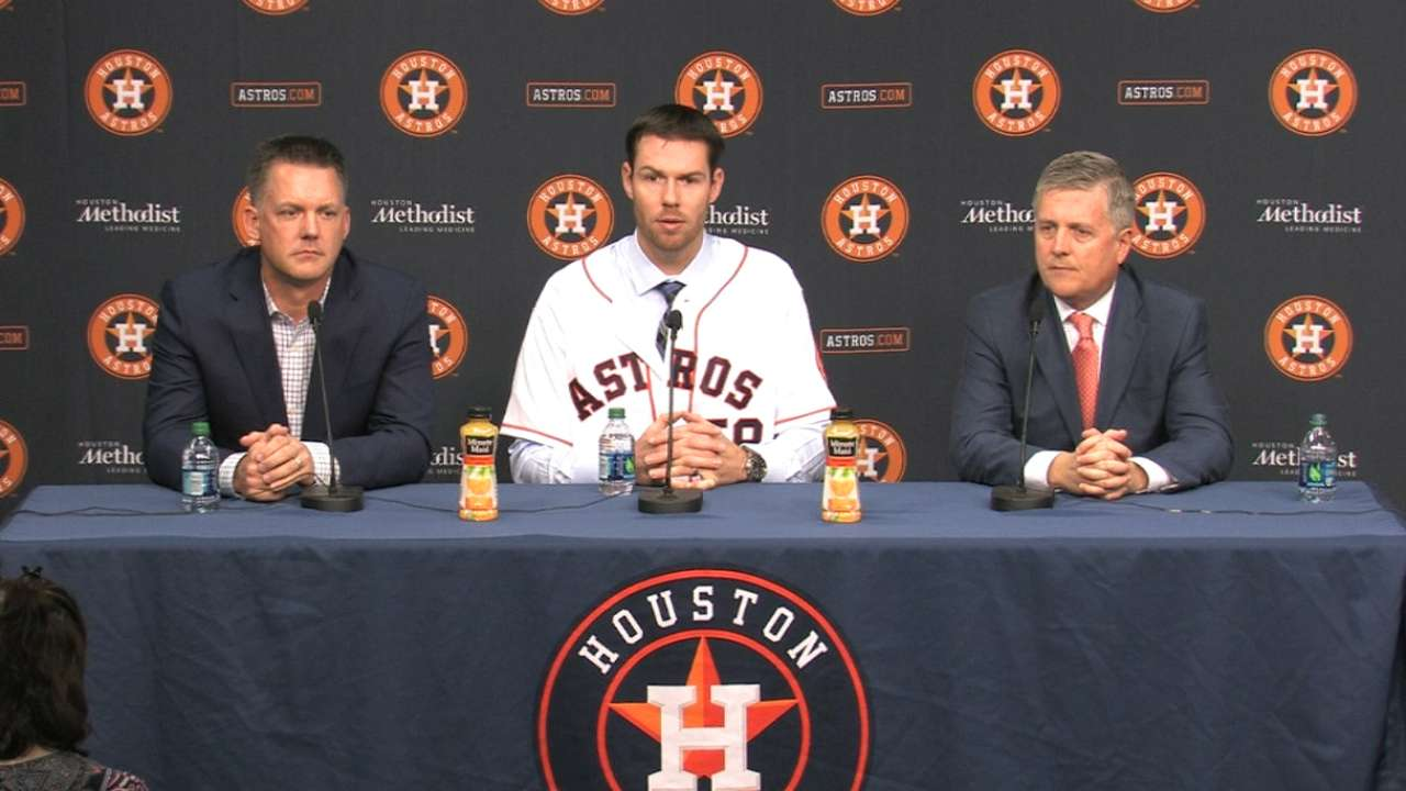 Fister signs with the Astros