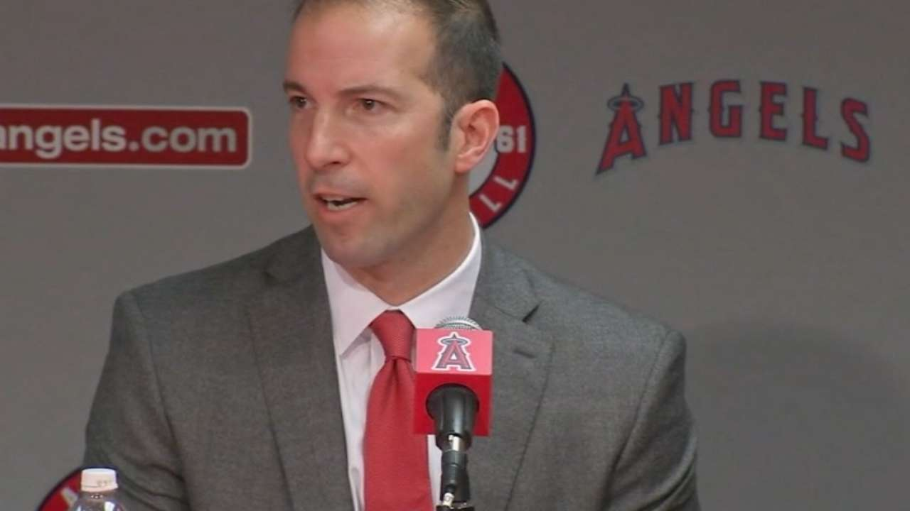 Eppler laying foundation early in tenure
