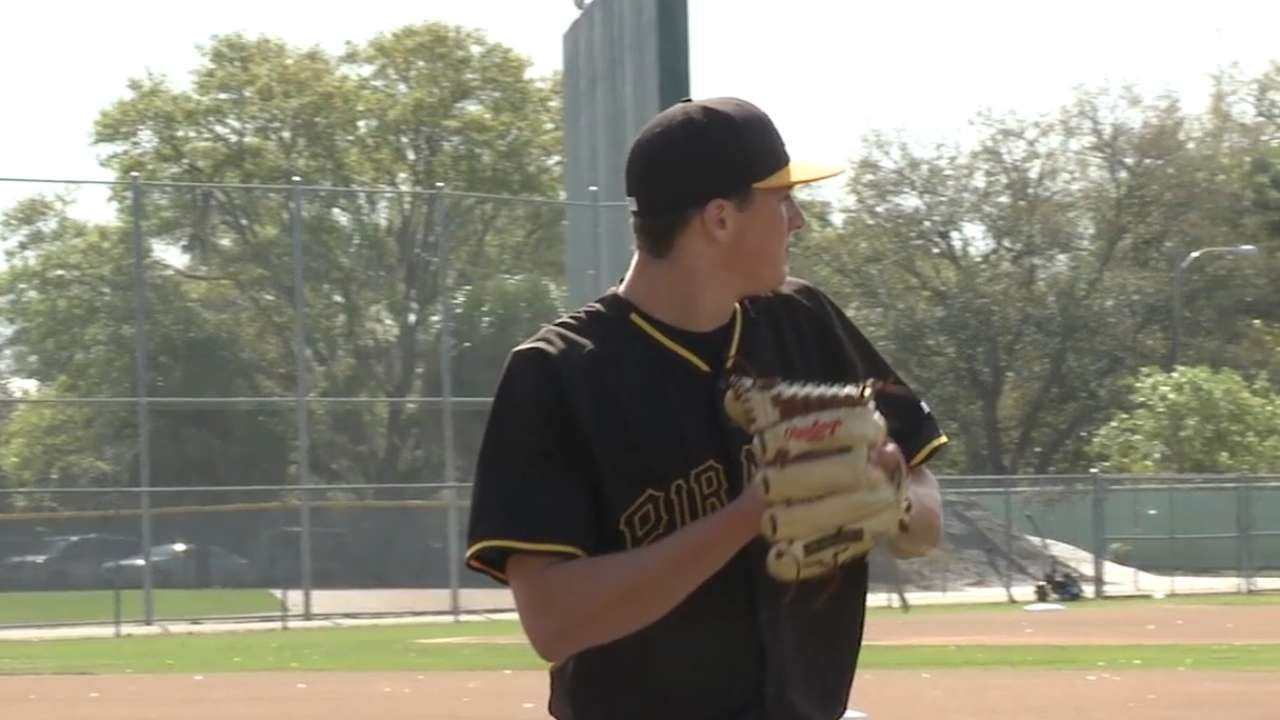 Glasnow among top prospect performers Tuesday