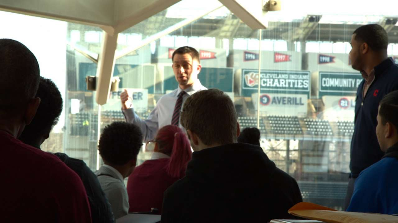 Indians host Career Day event
