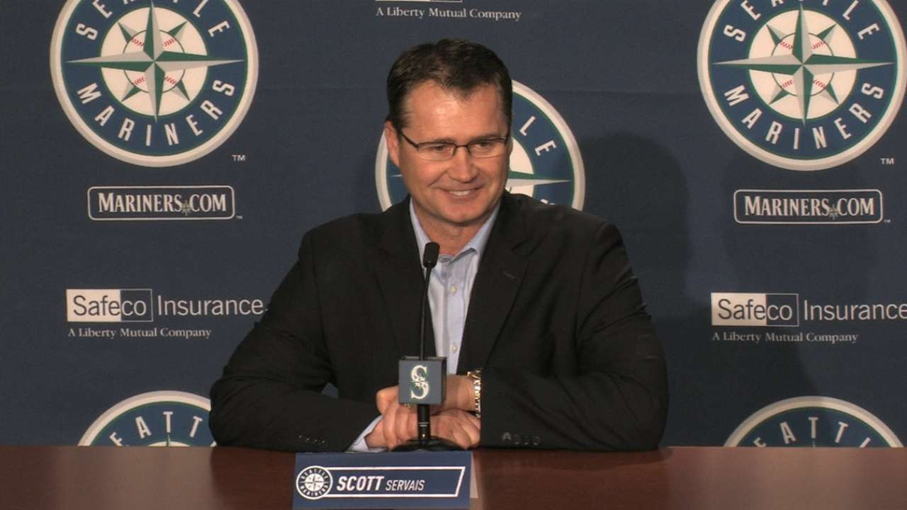 Servais optimistic for 2016