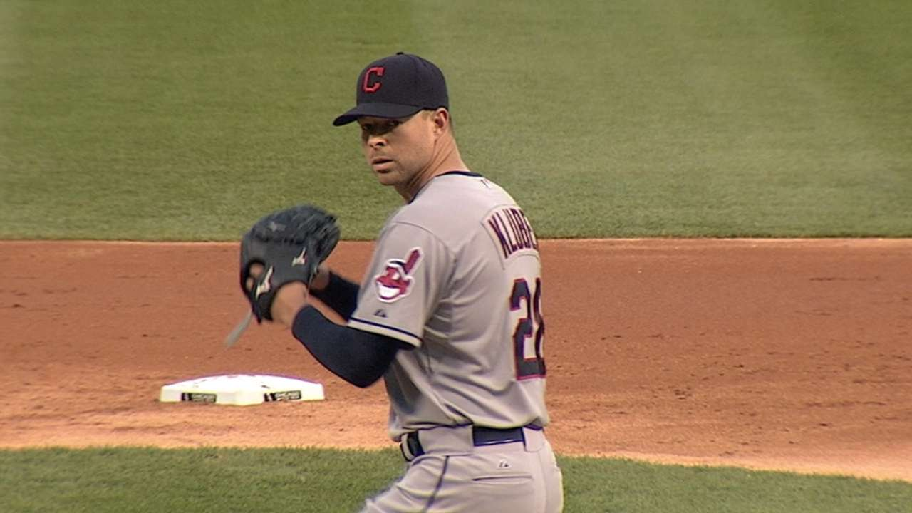 Outlook: Kluber, SP, CLE